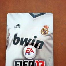 Videojuegos y Consolas: CAJA METALICA FIFA13. REAL MADRID. Lote 273735943
