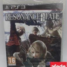 Videojuegos y Consolas: RESONANCE OF FATE. VIDEOJUEGO PLAYSTATION 3. AÑO 2010. DISTRIBUIDO POR SEGA.. Lote 289232423