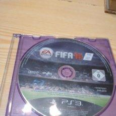 Videojuegos y Consolas: G-83 PS3 SIN CARATULA SOLO JUEGO FIFA16 FIFA 16. Lote 275167103