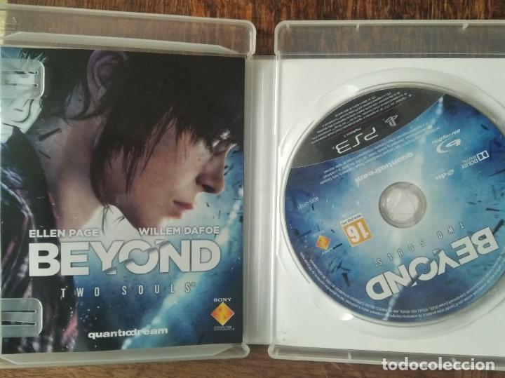 Videojuegos y Consolas: BEYOND, DOS ALMAS - JUEGO PAL - FUNCIONANDO - PS3 PLAYSTATION 3 - Foto 2 - 276302398