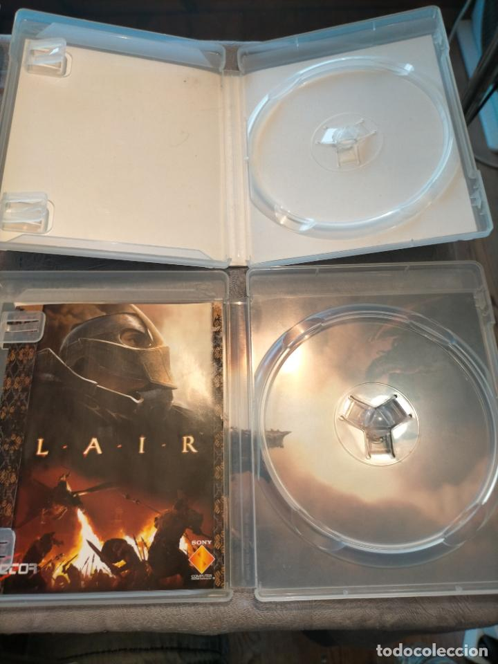 Videojuegos y Consolas: PACK DE PLAYSTATION 3 LAIR GUITAR HERO CALL OF DUTY BLACK OPS II NARUTO NINJA Y FIFA 15 DE XBOX ONE - Foto 7 - 276571173