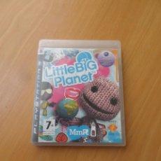 Videojuegos y Consolas: LITTLE BIG PLANET - PLAYSTATION 3 / PLAY STATION 3 - DISPONGO DE MAS VIDEO-JUEGOS. Lote 276635658
