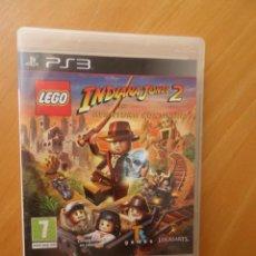 Videojuegos y Consolas: INDIANA JONES 2 LA AVENTURA CONTINUA - LEGO - PLAYSTATION 3 / PLAY STATION 3 - Y MAS VIDEO-JUEGOS. Lote 276790973