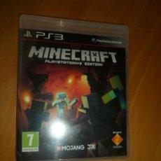 Videojuegos y Consolas: MINECRAFT PLAYSTATION 3 EDITION - PLAYSTATION 3 / PLAY STATION 3 - Y MAS VIDEO-JUEGOS. Lote 276791458