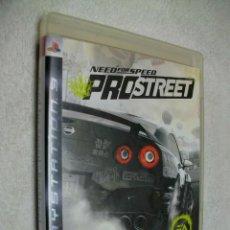 Videojuegos y Consolas: NEED FOR SPEED PROSTREET JUEGO PARA PS3. Lote 276963888