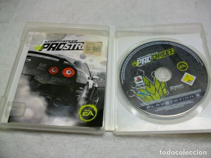 Videojuegos y Consolas: NEED FOR SPEED PROSTREET JUEGO para PS3 - Foto 2 - 276963888