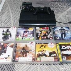 Videogiochi e Consoli: PS3 - PLAYSTATION 3 +JUEGOS EXTRA PACK. Lote 277029513