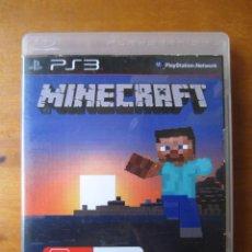 Videojuegos y Consolas: MINECRAFT (PLAYSTATION 3) (PS3). Lote 277156003