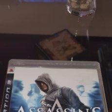 Videojuegos y Consolas: JUEGO PSX3 ASSASSINS CREED. Lote 278217758