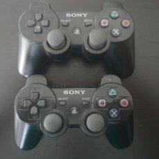 Videojuegos y Consolas: PAREJA DE MANDOS PLAY 3 ORIGINALES. Lote 278680048