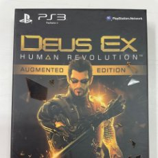 Videojuegos y Consolas: JUEGO DEUS EX: HUMAN REVOLUTION PARA LA PS3.. Lote 278793723