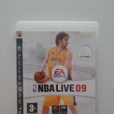 Videojuegos y Consolas: JUEGO PS3 NBA LIVE 2009. Lote 281980523