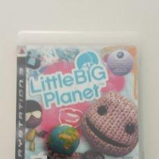 Videojuegos y Consolas: LITTLE BIG PLANET PS3. Lote 283393398