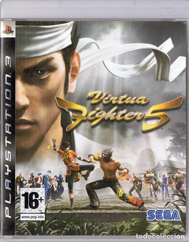 VIRTUA FIGHTER 5 PLAYSTATION 3 (Juguetes - Videojuegos y Consolas - Sony - PS3)