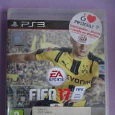 Videojuegos y Consolas: PLAYSTATION 3 - PS3 - FIFA 17. Lote 287654578