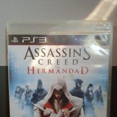 Videojuegos y Consolas: ASSASSIN'S CREED LA HERMANDAD. Lote 288064533