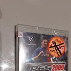 Videojuegos y Consolas: PRO EVOLUTION SOCCER 2009 PS3 *** 1ª EDICIÓN ***, NUEVO Y PRECINTADO DE ORIGEN !!!!!!!. Lote 288303528