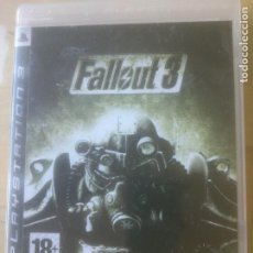 Videojuegos y Consolas: FALLOUT 3 GAME OF THE YEAR EDITION PS3. Lote 288874718