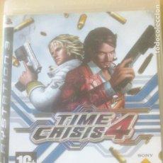 Videojuegos y Consolas: TIME CRISIS 4 EDITION PS3. Lote 288875278