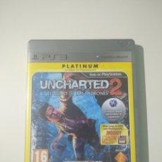 Videojuegos y Consolas: UNCHARTED 2 PS3 EL REINO DE LOS LADRONES. Lote 289343893
