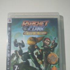 Videojuegos y Consolas: RATCHET AND CLANK EN BUSCA DEL TESORO PS3. Lote 289349858