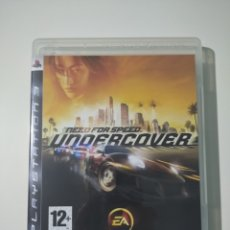 Videojuegos y Consolas: NEED FOR SPEED UNDERCOVER PS3. Lote 289350973