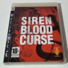 Videojuegos y Consolas: SIREN BLOOD CURSE PS3. Lote 289351513
