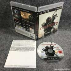 Videojuegos y Consolas: CRYSIS 3 SONY PLAYSTATION 3 PS3. Lote 289938818