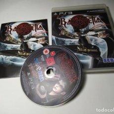 Videojogos e Consolas: BAYONETTA ( PS3 - PAL -ESP) (1). Lote 293222883
