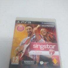 Videojuegos y Consolas: JUEGO SINGSTAR GUITAR. Lote 294125158