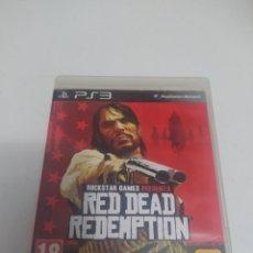 Videojuegos y Consolas: JUEGO RED DEAD REDEMPTION. Lote 294125513