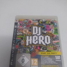 Videojuegos y Consolas: JUEGO DJ HERO. Lote 294125693