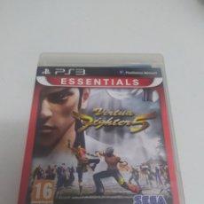 Videojuegos y Consolas: JUEGO VIRTUAL FIGHTER 5. Lote 294126703
