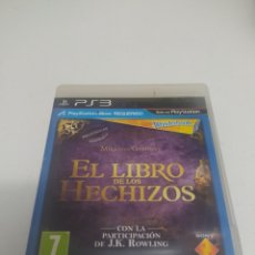 Videojuegos y Consolas: JUEGO EL LIBRO DE LOS HECHIZOS. Lote 294127023