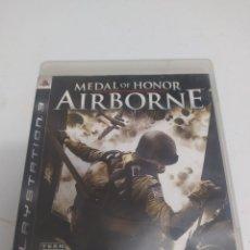 Videojuegos y Consolas: JUEGO MEDAL OF HONOR AIR BORNE. Lote 294386578