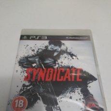 Videojuegos y Consolas: JUEGO SYNDICATE PRECINTADO. Lote 294991498