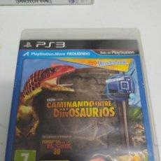 Videojuegos y Consolas: JUEGO WONDERBOOK CAMINANDO ENTRE DINOSAURIOS. Lote 294991783