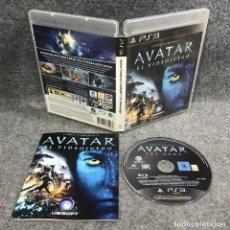 Videojuegos y Consolas: AVATAR EL VIDEOJUEGO SONY PLAYSTATION 3 PS3. Lote 295382753
