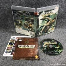 Videojuegos y Consolas: UNCHARTED EL TESORO DE DRAKE SONY PLAYSTATION 3 PS3. Lote 295382758