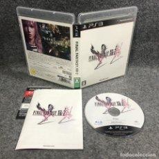 Videojuegos y Consolas: FINAL FANTASY XIII 2 JAP SONY PLAYSTATION 3 PS3. Lote 295382763