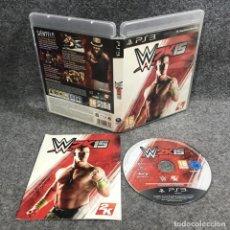 Videojuegos y Consolas: WWE 2K15 SONY PLAYSTATION 3 PS3. Lote 295382818