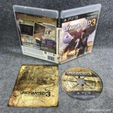 Videojuegos y Consolas: UNCHARTED 3 LA TRAICION DE DRAKE SONY PLAYSTATION 3 PS3. Lote 295382828