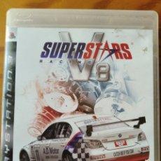 Videojuegos y Consolas: SUPERSTARS V8 RACING - PS3 PLAYSTION 3 PAL - SOLO DISCO.. Lote 295712698