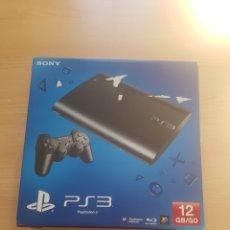 Videojuegos y Consolas: CAJA PLAYSTATION 3 PS3 SONY 12 GB. Lote 295788083