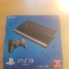 Videojuegos y Consolas: CAJA PS3 PLAYSTATION 3 SONY 12 GB SONY. Lote 295788323