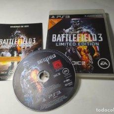 Videojuegos y Consolas: BATTLEFIELD 3 LIMITED EDITION ( PS3 - PAL - ESP ) G1-S. Lote 295801468