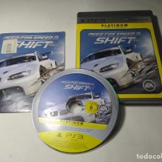 Videojuegos y Consolas: NEED FOR SPEED SHIFT ( PS3 - PAL - ESP ) G1-S. Lote 295801608