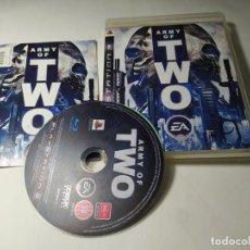 Videojuegos y Consolas: ARMY OF TWO ( PS3 - PAL - ESP ). Lote 295813063