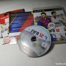 Videojuegos y Consolas: FIFA 12 ( PS3 - PAL - ESP ). Lote 295813088