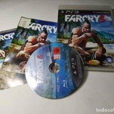 Videojuegos y Consolas: FAR CRY 3 ( PS3 - PAL - ESP ). Lote 295813178